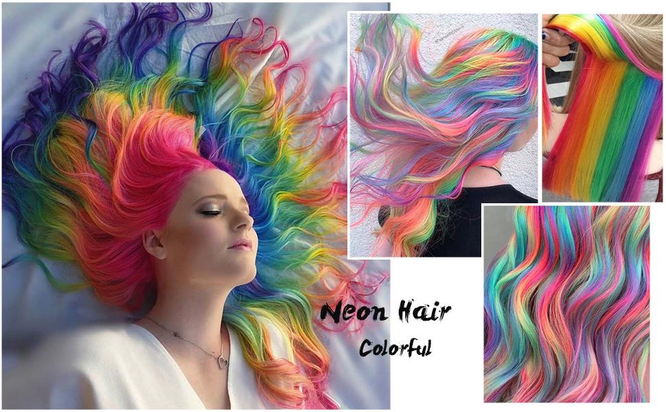 Hair Chalk Comb
