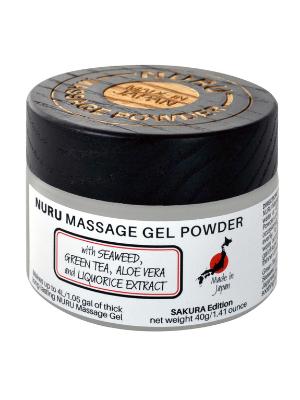 Massage Gel Powder Directions
