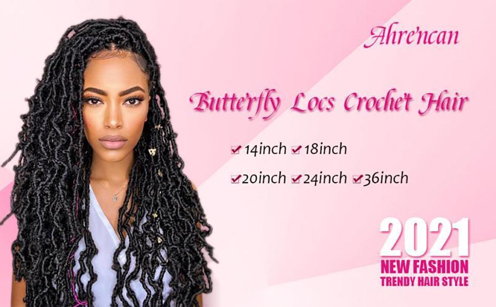 butterfly locs
