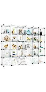Greenstell 30-Cube Storage Organizer