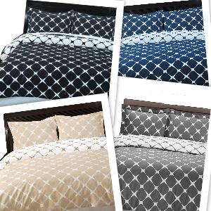 100% cotton bloomingdale duvet cover set