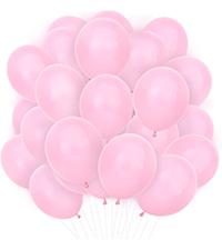 Pastel Pink Balloons