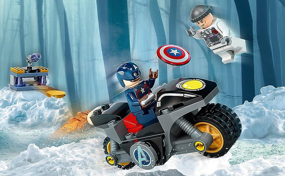 76189 Super Heroes
