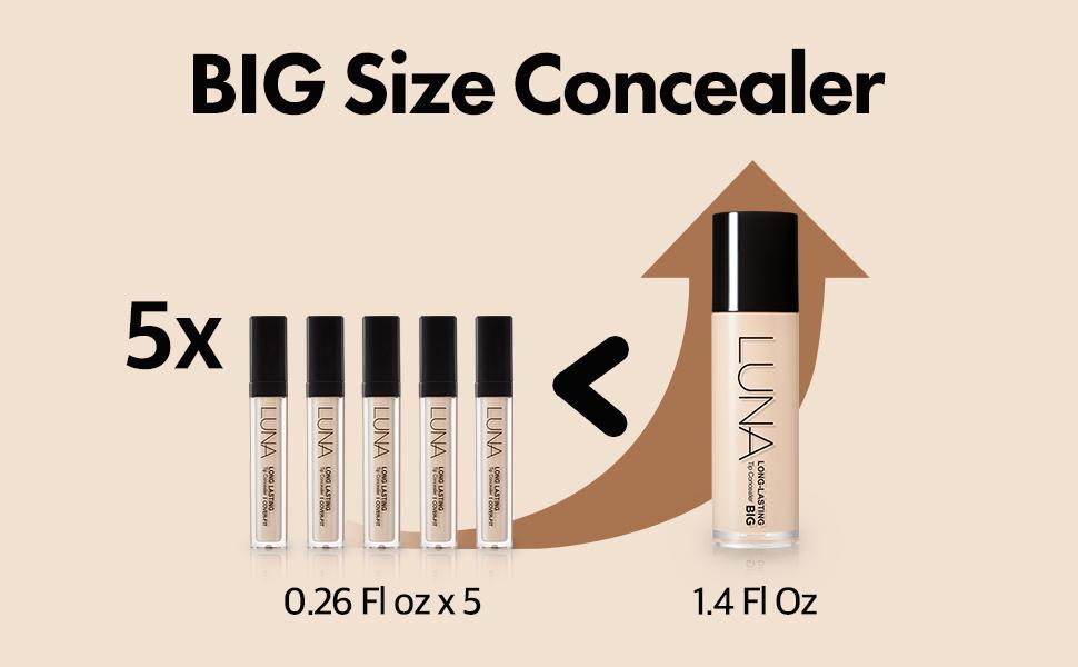 Luna Big Concealer Big Size