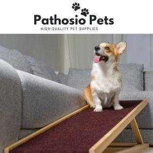 dog ramp pet ramp advustable portable car suv