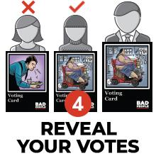 reveal your votes