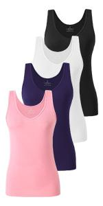 women's camisole -2Pack