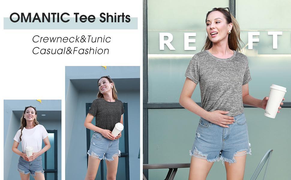 short sleeve shirt for women summer