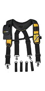 Magnetic Suspenders