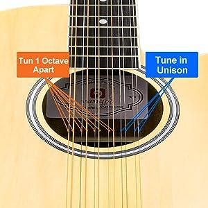 12-string guitars