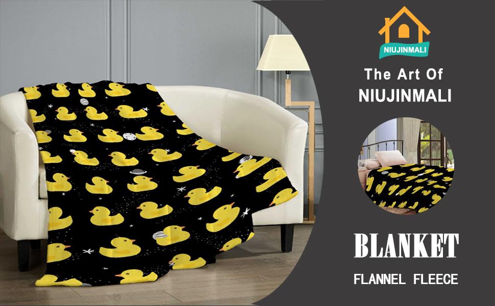 NIUJINMALI Throw Blanket