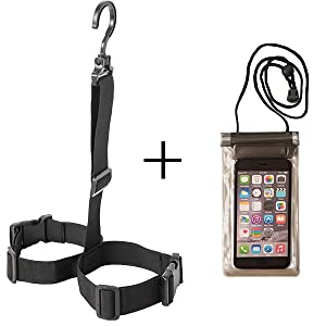 boot hanger and phone case