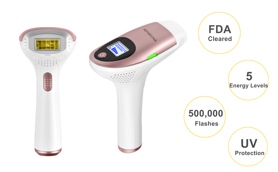 fda cleared ipl hair removal device