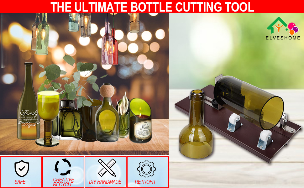 THE ULTIMATE BOTTLE CUTTING TOOL