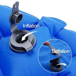 Inflation Sleeping Bag