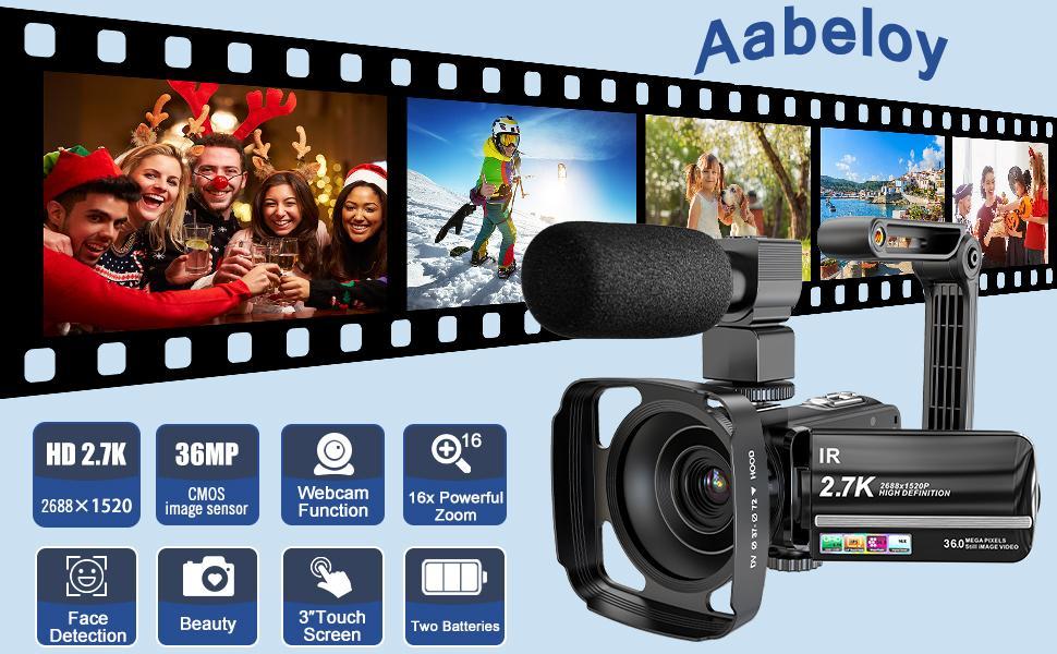 Aabeloy video camera