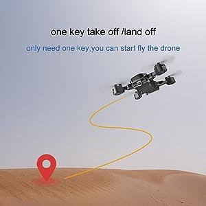 One Key Following Mode