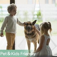 Pet&Kids Vriendly