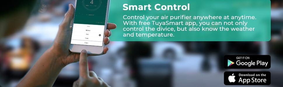 wifi air purifier