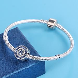 Compatible with Pandora Charm Bracelets