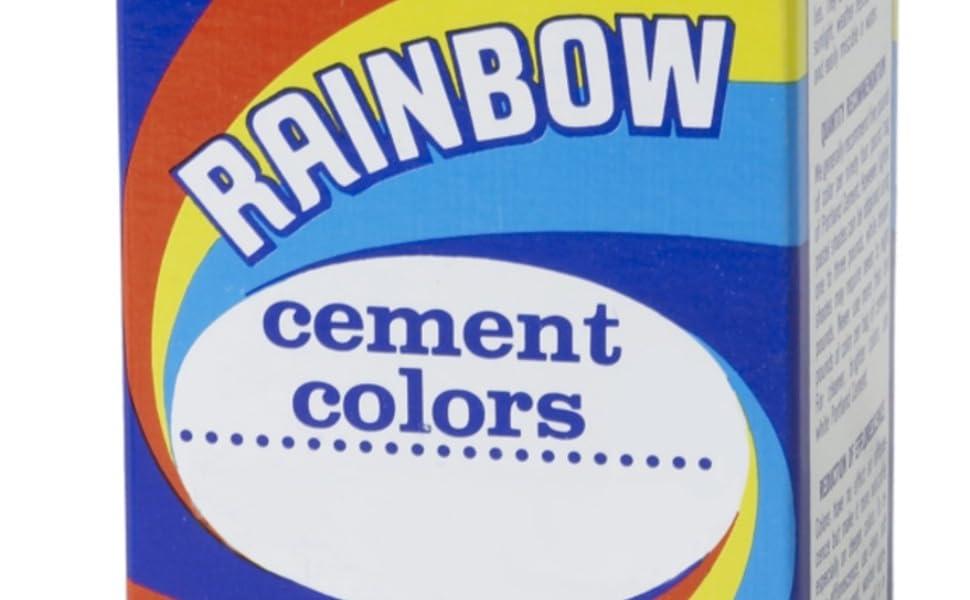 Rainbow cement