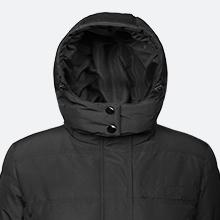 Hooded Windproof Jacket