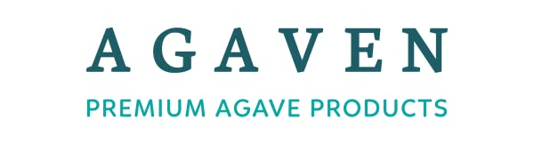AGAVEN Agave Syrup Nectar Organic Natural Green Sweetener Vegan Plant Based