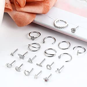 drperfect nose ring