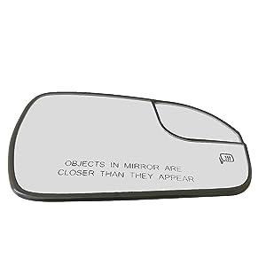 Fusion Titanium Sedan 4-Door mirror glass