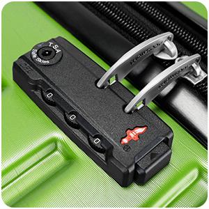 luggage TSA lock