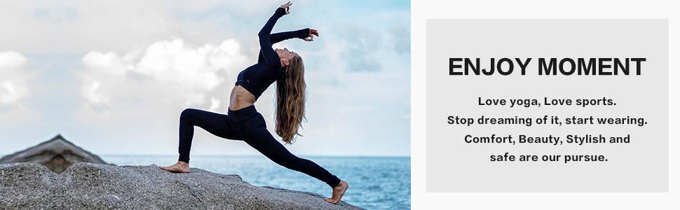yoga pants pocket