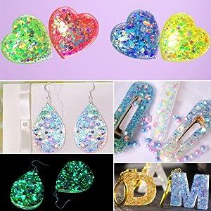 Holographic Glitter for Resin