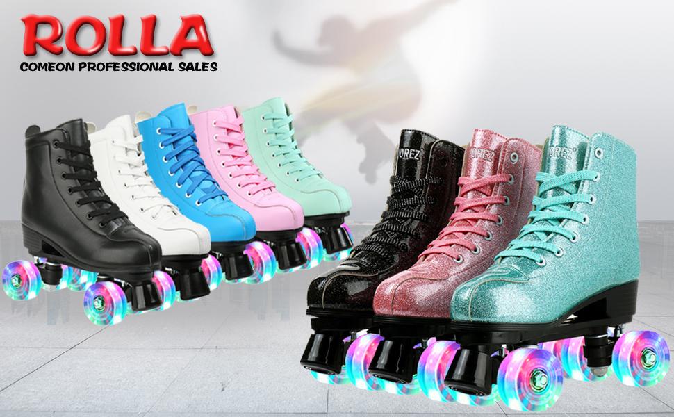 Roller SKATE  ALL