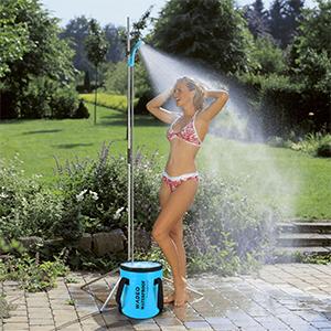 protable outdoor shower