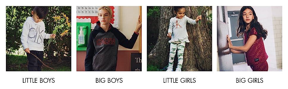 Little Boys, Big Boys, Little Girls amp;amp; Big Girls