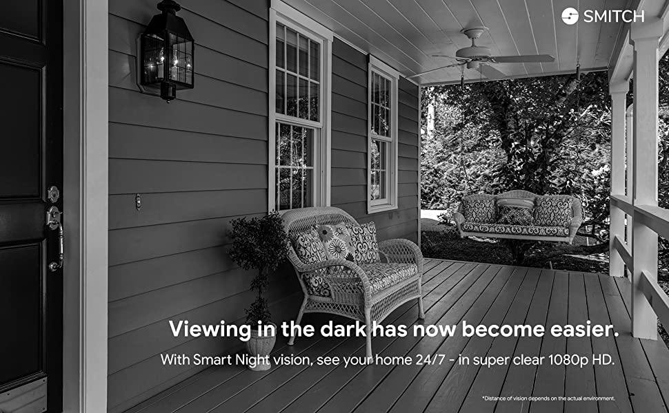 Night vision, HD video