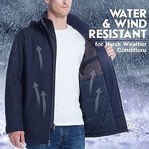Water amp; Wind Resistant