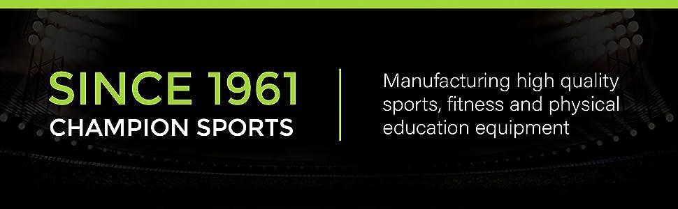 Champion Sports - About Champion (Since 1961)