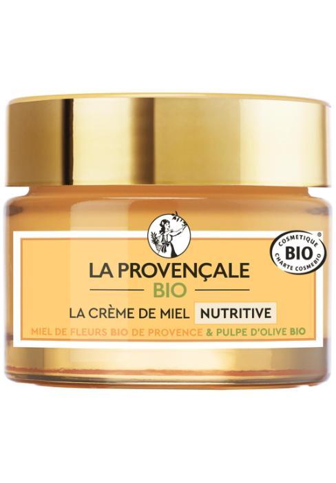 Crème Miel La Provençale