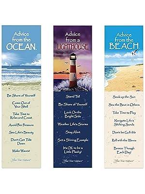 coastal bookmarks