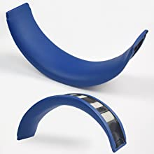 SONY GOLD WIRELESS HEADSET REPLACEMENT HEADBANDS BLUE