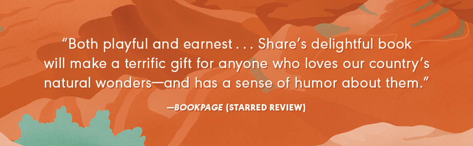 Share's delightful book will make a terrific gift for anyone