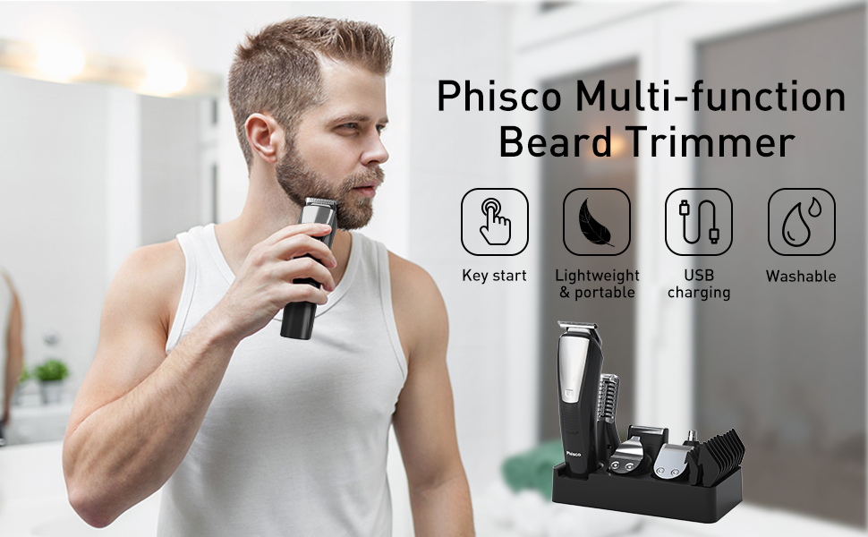 Beard Trimmer Hair Clippers