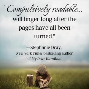Praise from Stephanie Dray, NYT bestselling author of My Dear Hamilton