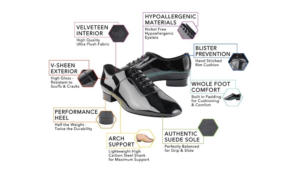 very fine, dance, dancing, shoes, mens, ballroom, latin, salsa, tango, paris, 917101, patent, shiny