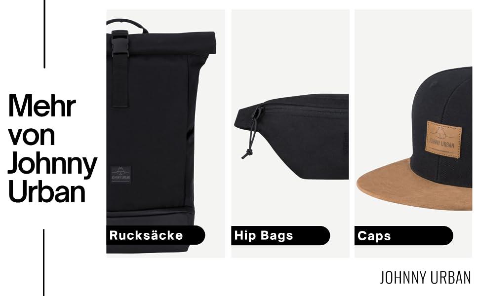 Johnny Urban Produktpalette