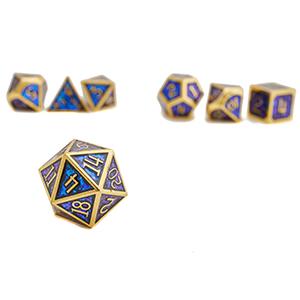 Classic solid dice
