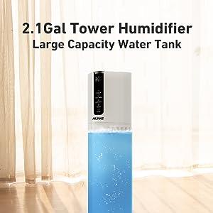 floor humidifiers