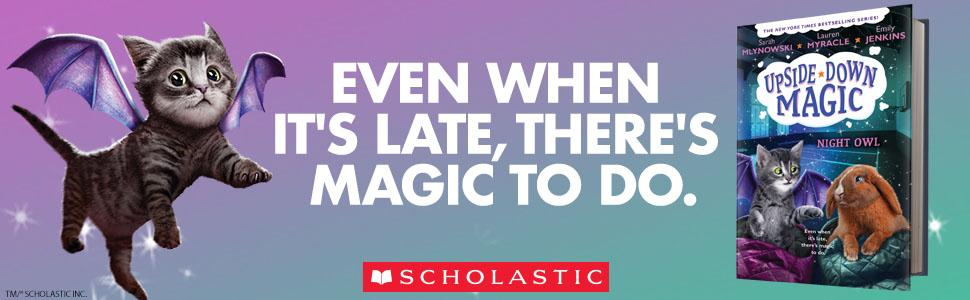 Even when it's late, there's magic to do
