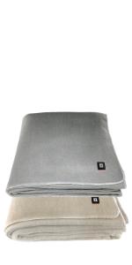 100 Percent Virgin Wool Blanket